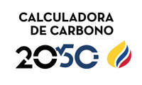 Calculadora de Carbono Colombia 2050.