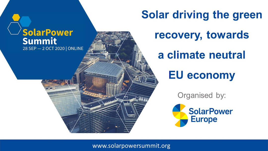SolarPower Summit 2020.
