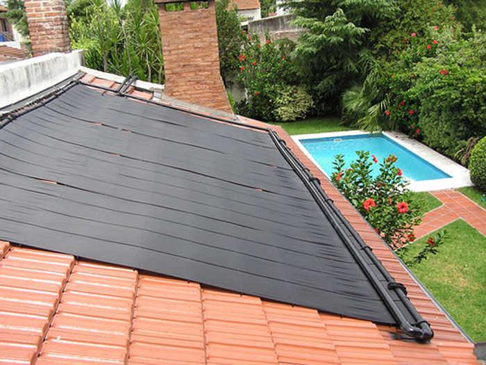 Climatizaci 243 N De Piscinas Piscina Solar