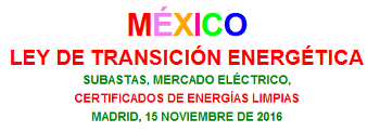 México: Subastas y Transición Energética.