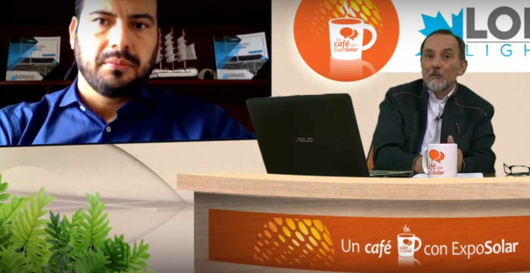 Un Café con ExpoSolar - LONKO International Group