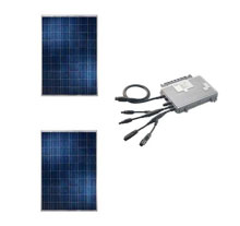 Own-consumption·PV Kit 480wp. EMPORDA SOLAR ES-480