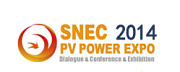 SNEC 2014 PV POWER EXPO.