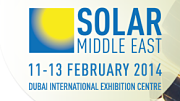 Solar Middle East 2014.