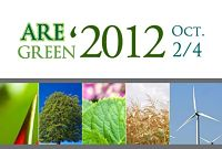 ARE GREEN EXPO 2012