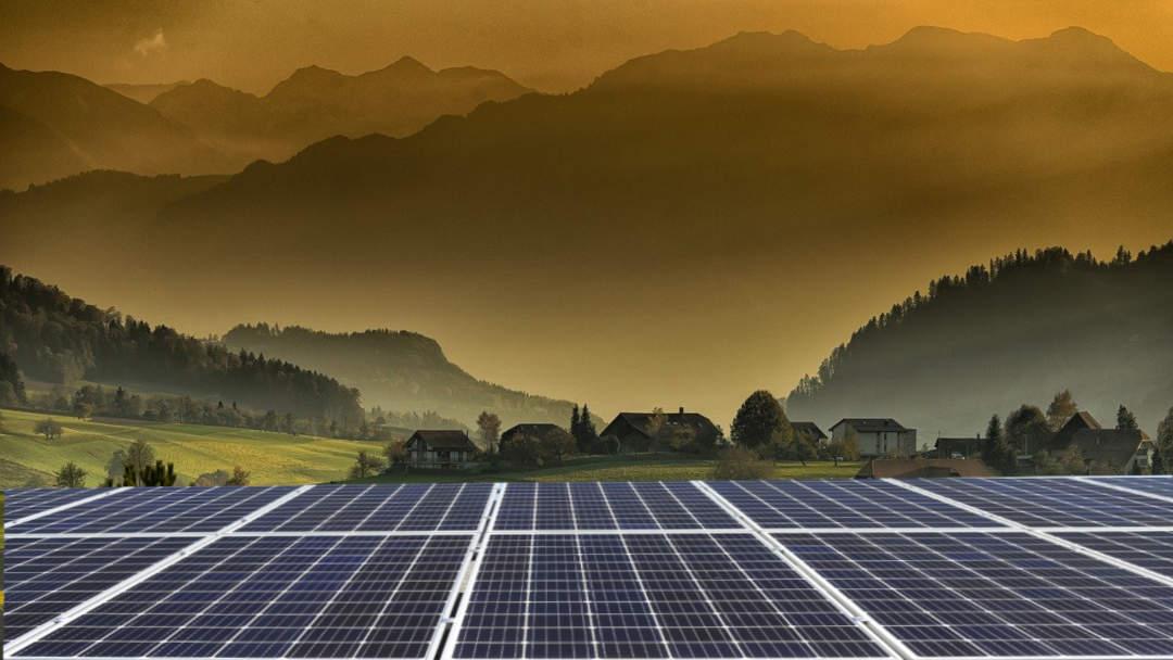 Tumbado macroproyecto de 432 Has. para parques solares en Osona por la Generalitat de Catalunya