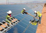 Las inversiones en proyectos de energía solar fotovoltaica crecen en Atacama.