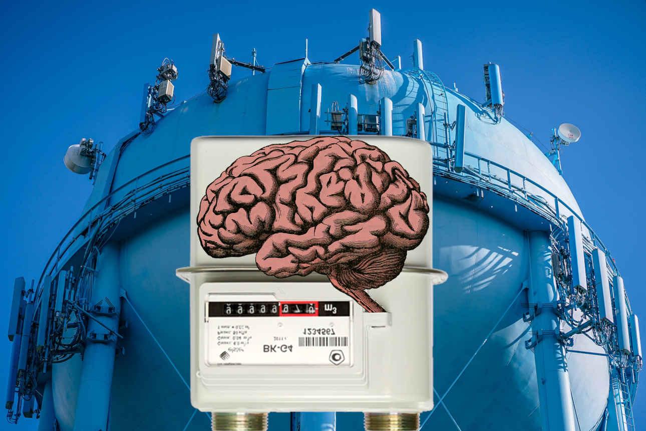 La CNMC somete a trámite de audiencia pública la implantación de contadores inteligentes en el suministro de gas natural
