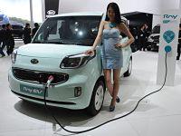 El Gobierno chino, a diferencia del español, fomentará el vehiculo eléctrico de energía renovable.
