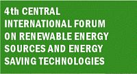 4th Central International Forum on Renewable Energy