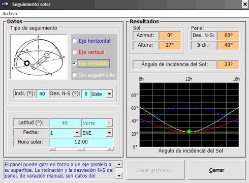 Seguimiento Solar FV Expert