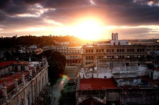 Sale el Sol en La Habana