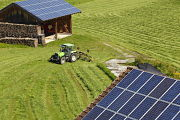Los programas con energías renovables del IICA impulsan las áreas rurales de varios países en América latina.