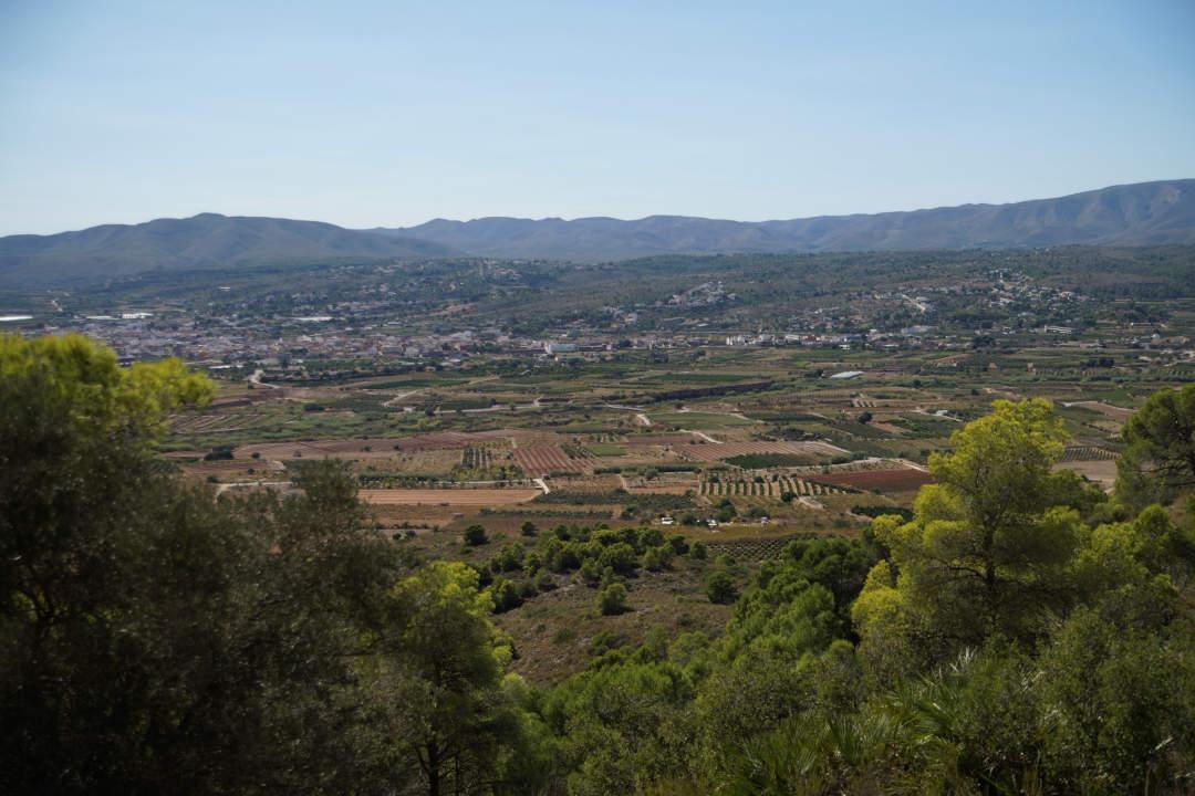 En Llombai (Valencia) quieren hacer una macrocentral solar fotovoltaica de 400 ha., ¡ el 40% del término !
