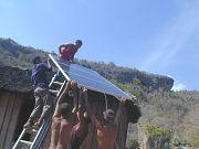 Energía Solar de prepago para hogares de baja renta en Guatemala.