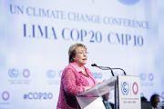 Países latinoamericanos presentan la Declaración de la Alianza del Pacífico para la lucha contra el cambio climático.