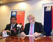 El gobierno de Chile anuncia nuevos terrenos para proyectos de energías renovables.