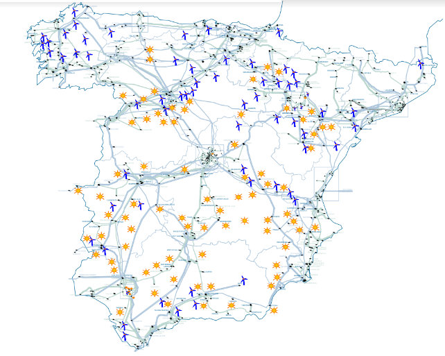 Audiencia e información pública a las Administraciones Públicas afectadas y a personas interesadas, sobre los trámites sustantivo y ambiental de la propuesta de planificación de la red de transporte de energía eléctrica para el periodo 2021-2026