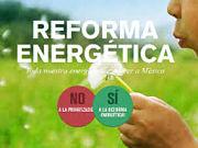 Se aprueba la Reforma Energética en México sin concretar medidas para las energías renovables.
