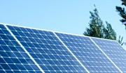 Inauguran la mayor planta solar de la Región Metropolitana en Chile