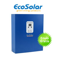 Regulador Carga 40A·12/24/48V Ecosolar 40A 12/24/48V