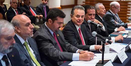 I Reunión Consejo Consultivo México.