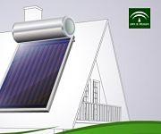 Protocolo de colaboración entre la Junta de la Andalucía y la ASIT para promover grandes instalaciones solares térmicas.
