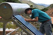 El Ministerio de Energía y Minas de Perú promueve la financiación de tecnologías renovables y eficientes para zonas rurales.