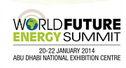 Word Future Energy Summit 2014.