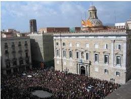 Plaza Sant Jaume